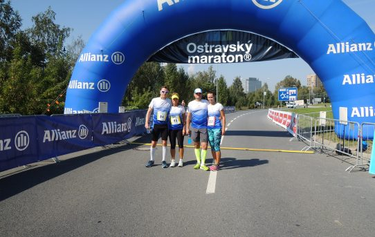 Ostravský maraton 2016