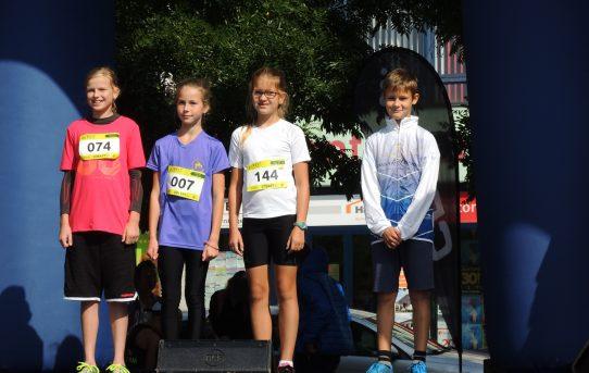 RunFest 2016 - dětský závod