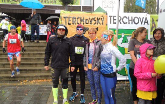 Terchovský půlmaraton 2017