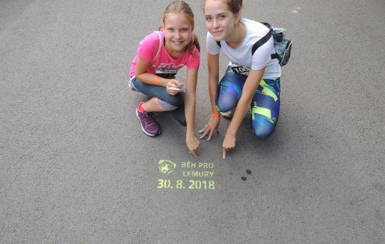 Běh pro lemury - ZOO Ostrava