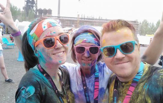 Rainbow Run 2019 - Carnaval de Rio